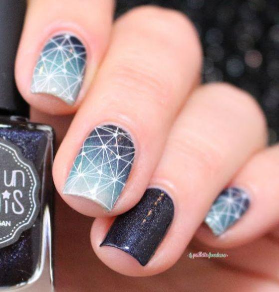 hermoso diseño para uñas