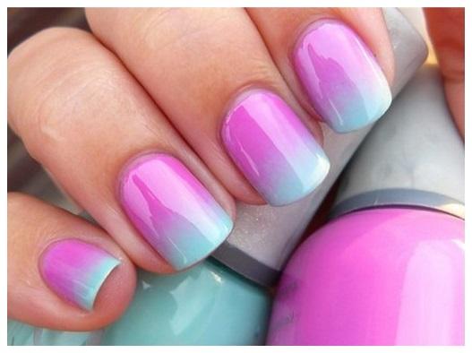 diseño de uñas de gel