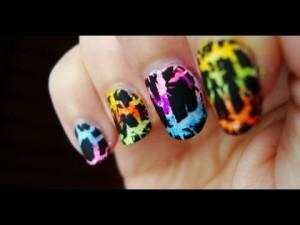 maquillaje para uñas