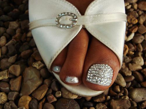 pies decorados para bodas