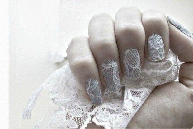 uñas decoradas para bodas
