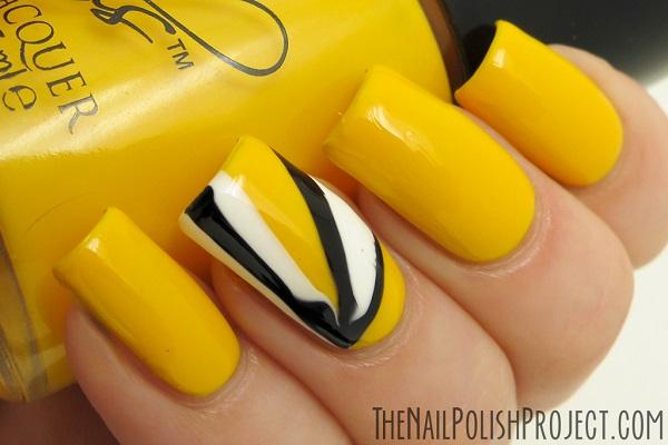 decoracion de uñas largas