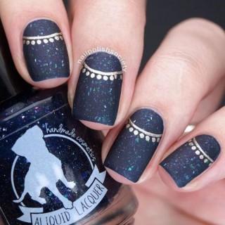 70 fotos ¡Tendencia! en uñas decoradas elegantes 2017