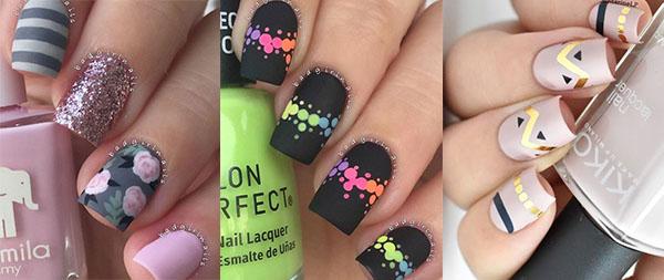 Los diseños de uñas nos permiten lucir nuestras uñas de la forma como queremos y justo como deseamos. No importa que tipo de uñas tengas, siempre habra un diseño que se ajuste a lo que quieras sin importan si son uñas cortas o alrgas.