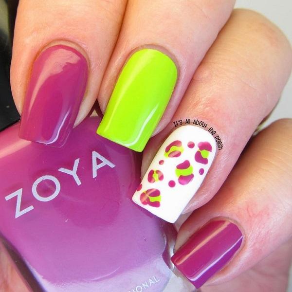 diseños uñas acrilicas