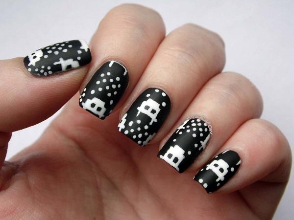 gamer nails