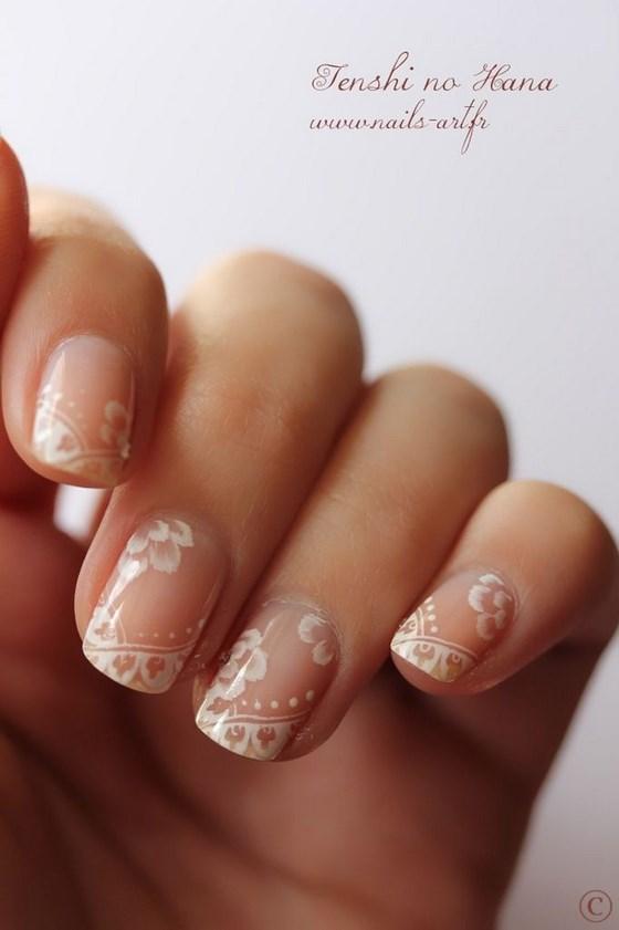 decoracion de uñas naturales