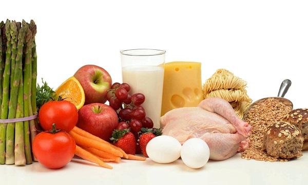 comida saludable para las uñas