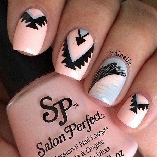 pintarse la uñas para que queden perfectas
