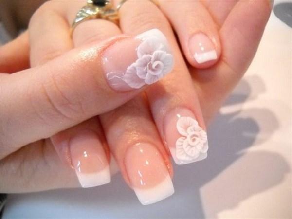 diseños de uñas 3D