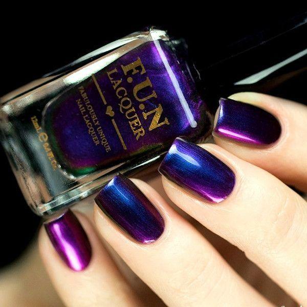 sencillas y elegantes uñas