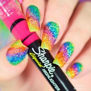 Marcadores y sellos para uñas para realizar hermosos diseños