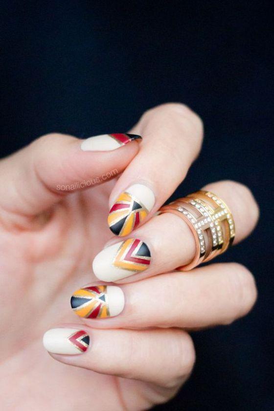 diseños de uñas nueva tendencia