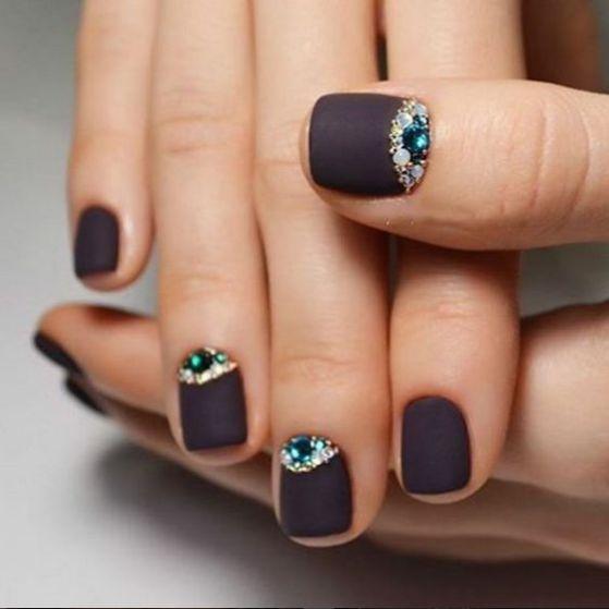 hermosas uñas naturales