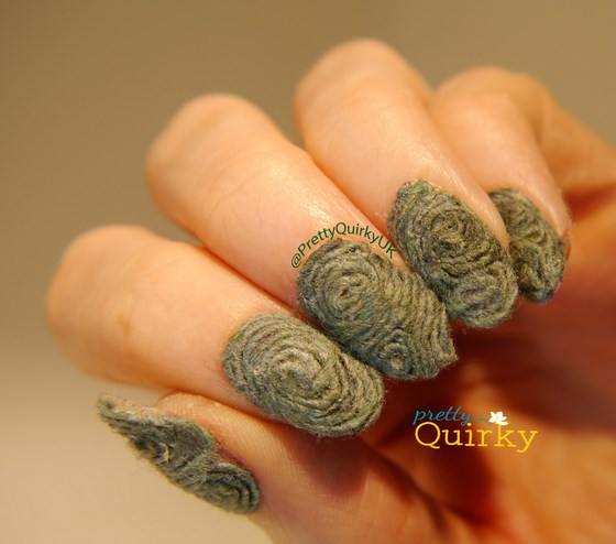 las uñas mas feas que puedas ver