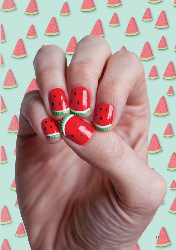 patilla en uñas
