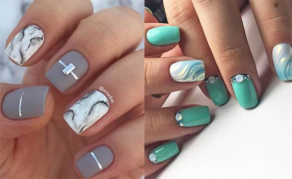 Modelos de uñas naturales tendencia