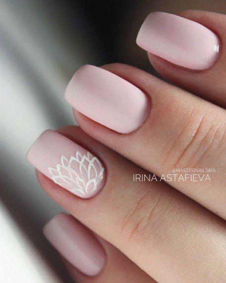 Uñas Color Rosa Diseños Y Decoraciones Para Todo Tipo De Uñas